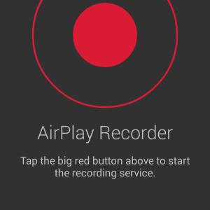 AirPlay Recorder : ripez de la musique depuis iTunes sur votre terminal Android