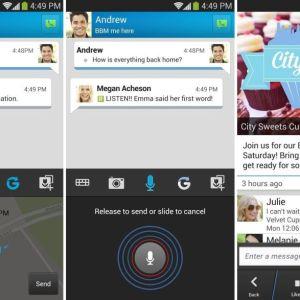 BBM 2.0 : la mise à jour introduit (enfin) la VoIP sur Android