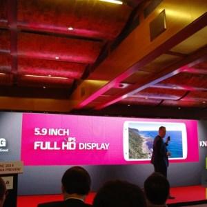 Prise en main des LG G2 Mini et LG G Pro 2 sur Android