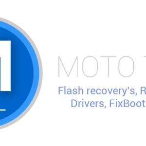 MotoTool, un outil pour transformer votre Moto G en Google Play edition
