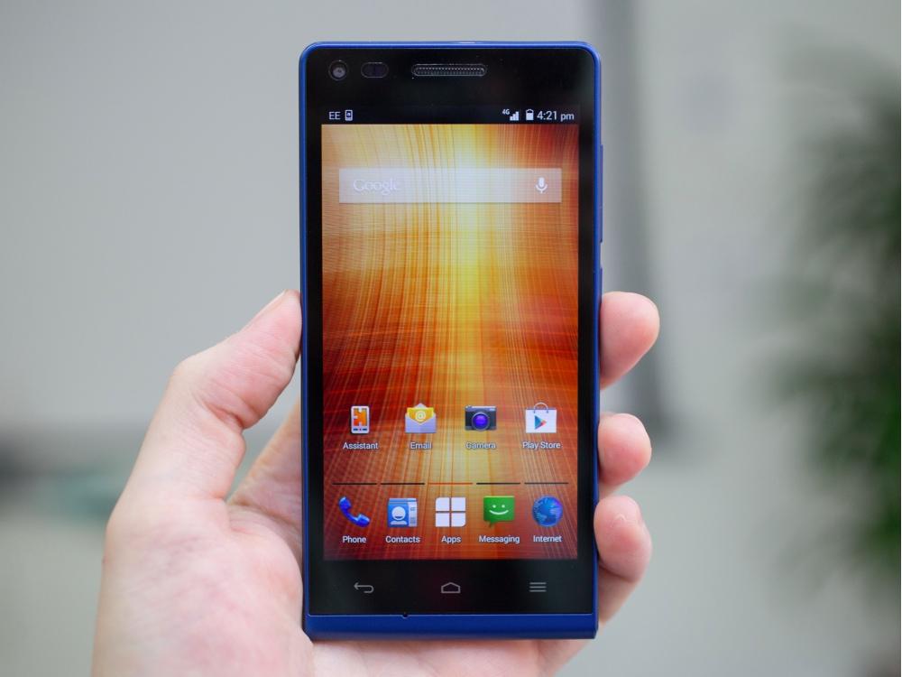 Orange Gova, un smartphone 4G LTE de 4,5 pouces pour petits budgets