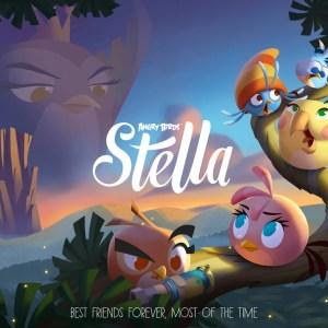 Angry Birds Stella, le nouveau Rovio à l'approche