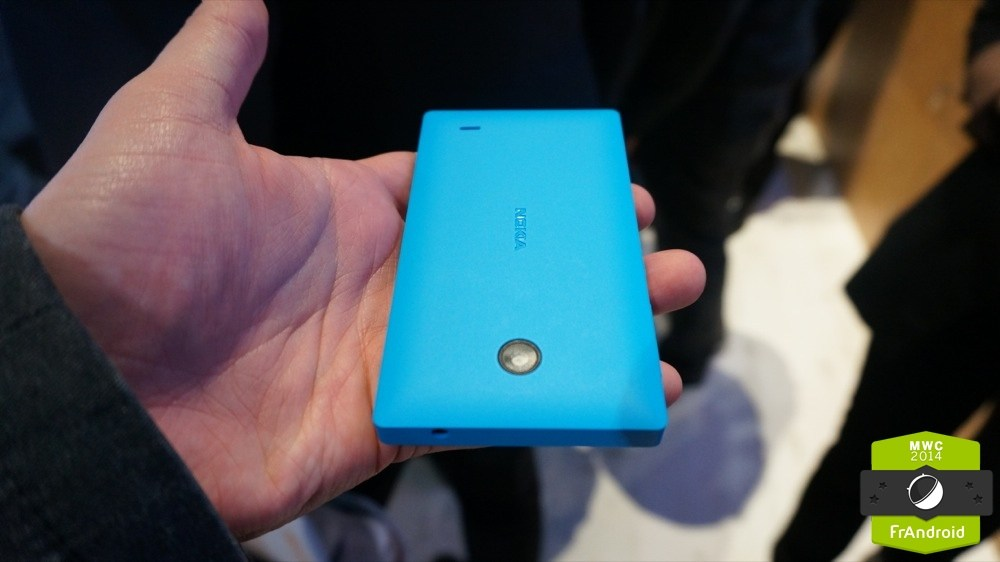 Le Nokia X en vente le 7 avril pour 99 euros