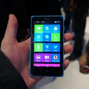 Prise en main du Nokia X, le premier smartphone Android du finlandais
