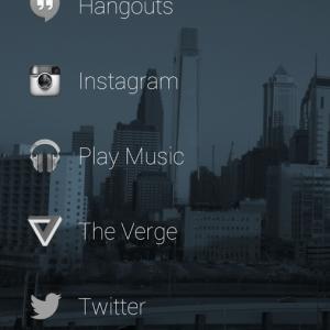 Flade, le launcher minimaliste, est en vente sur Google Play