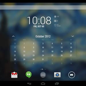 Le créateur de DashClock porte les «Muzei» dans les smartphones
