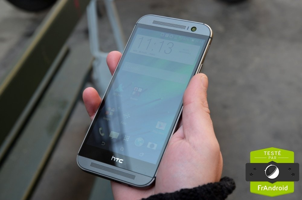 Le HTC One (M8) en rupture de stock à Taïwan