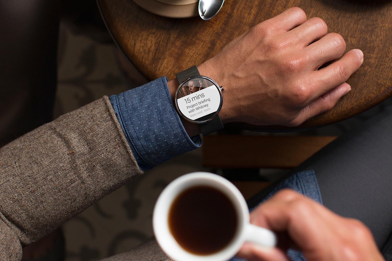 Une montre Android Wear pour Asus en septembre ?
