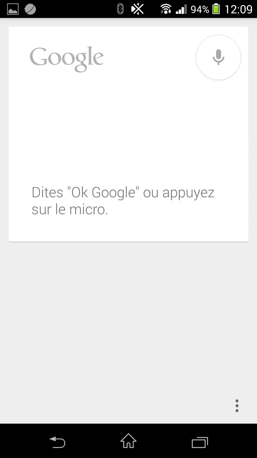 La fonction Ok Google se répand sur les terminaux français et allemands