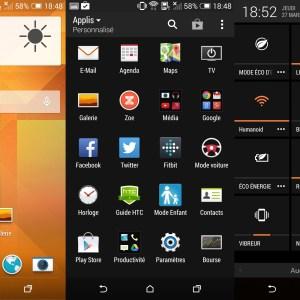 Sense 6 arrivera sur les HTC One d'ici la fin mai