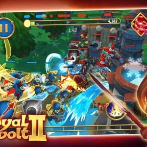 Royal Revolt 2 : le Tower Defense inversé revient avec un second opus sur Android