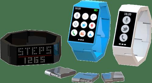 Blocks : une montre modulaire dans le même esprit que le projet Google Ara