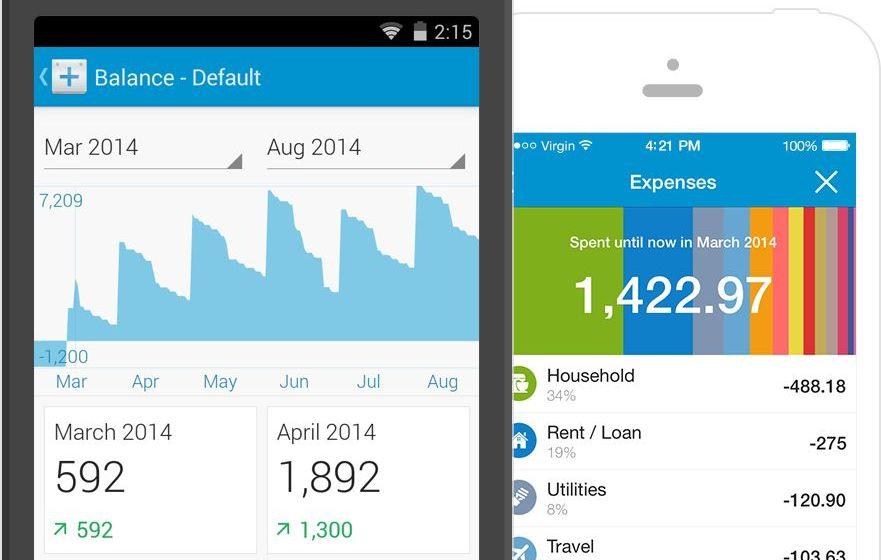 Dollarbird, l'application qui surveille vos dépenses est désormais sur le Play Store