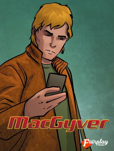 Un jeu MacGyver annoncé sur mobile