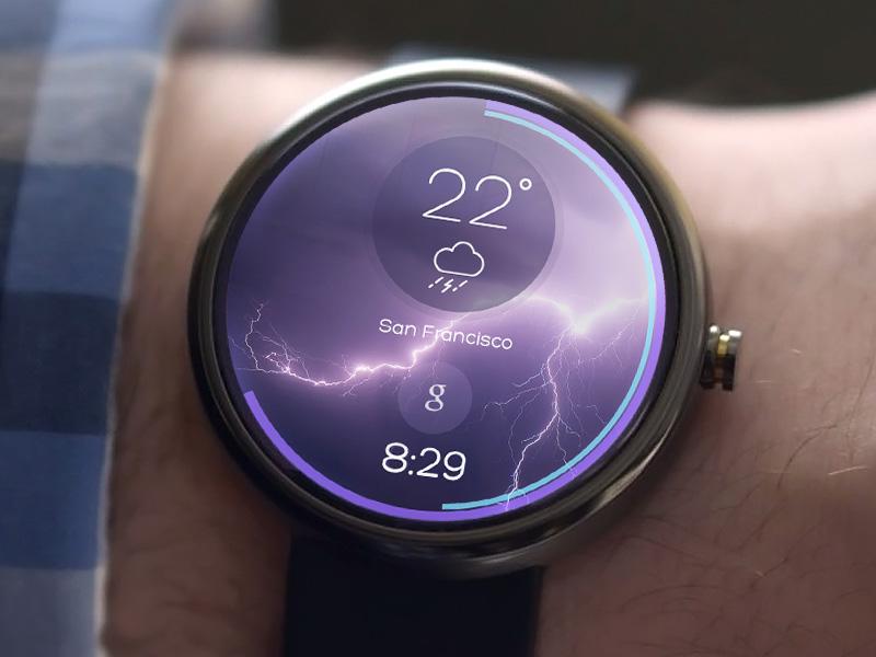 Android Wear : le GPS, c'est pour bientôt