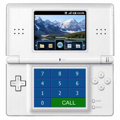 Nintendo pourrait utiliser Android pour sa nouvelle console/téléphone ?