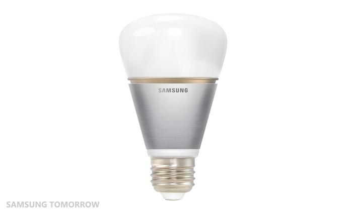 Smart Bulb, la domotique des ampoules par Samsung