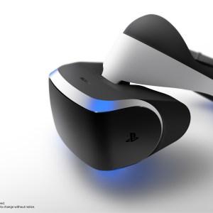 Sony PlayStation VR : ne l'appelez plus Project Morpheus
