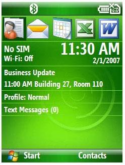 Microsoft semble vouloir rattraper son retard avec Windows Mobile 6.1