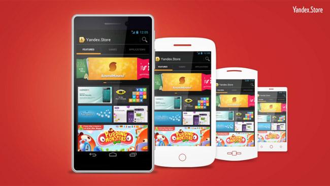 Pour la Russie, Nokia X adoptera Yandex Search et Store
