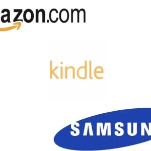 Amazon et Samsung s'associent pour créer l'application Kindle for Samsung