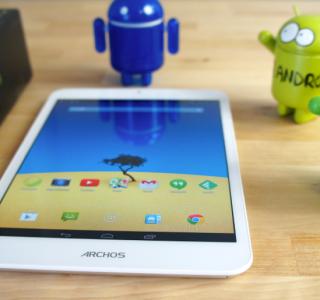 Test de l'Archos 79 Xenon, une tablette d'entrée de gamme plutôt honnête