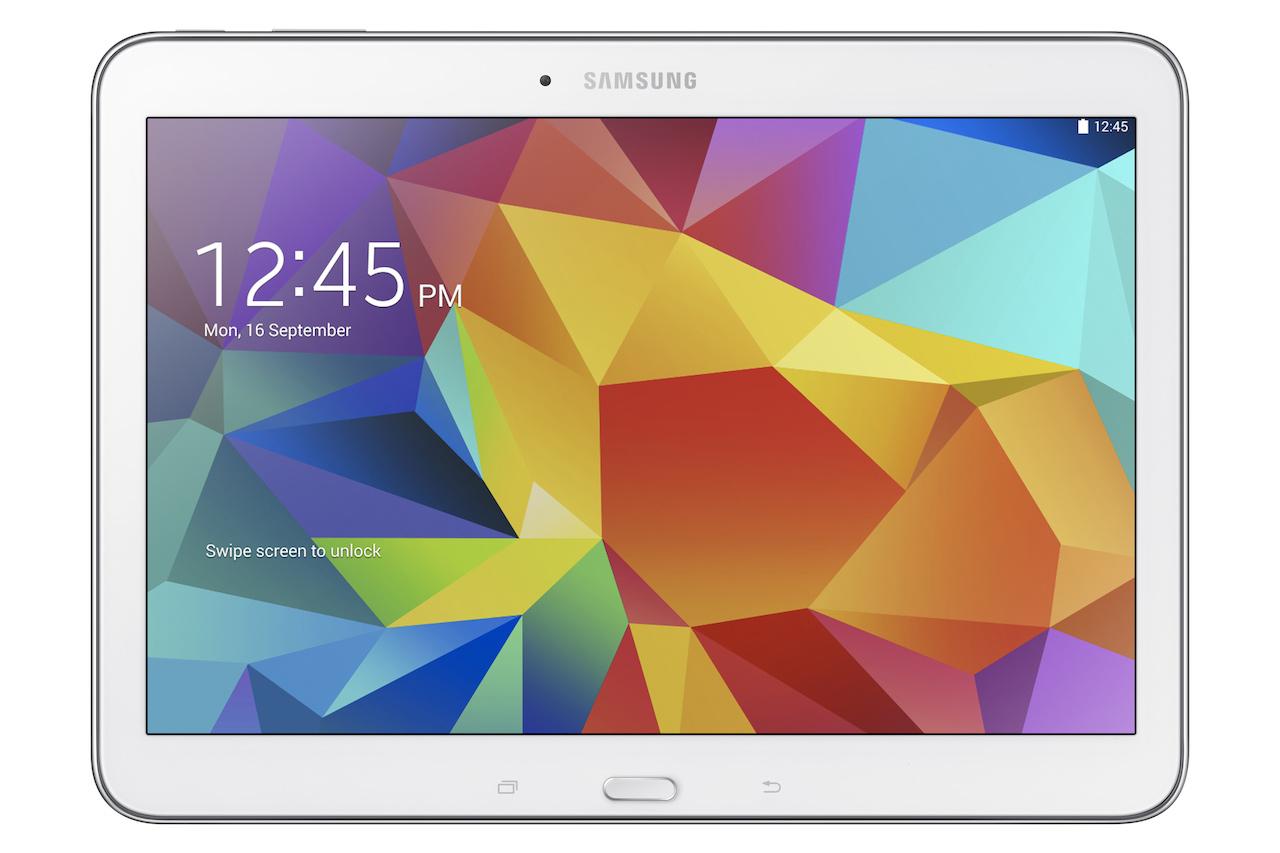 Les Samsung Galaxy Tab 4 version 7, 8 et 10,1 pouces sont officielles