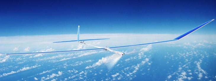 Google rachète Titan Aerospace, sous le nez de Facebook