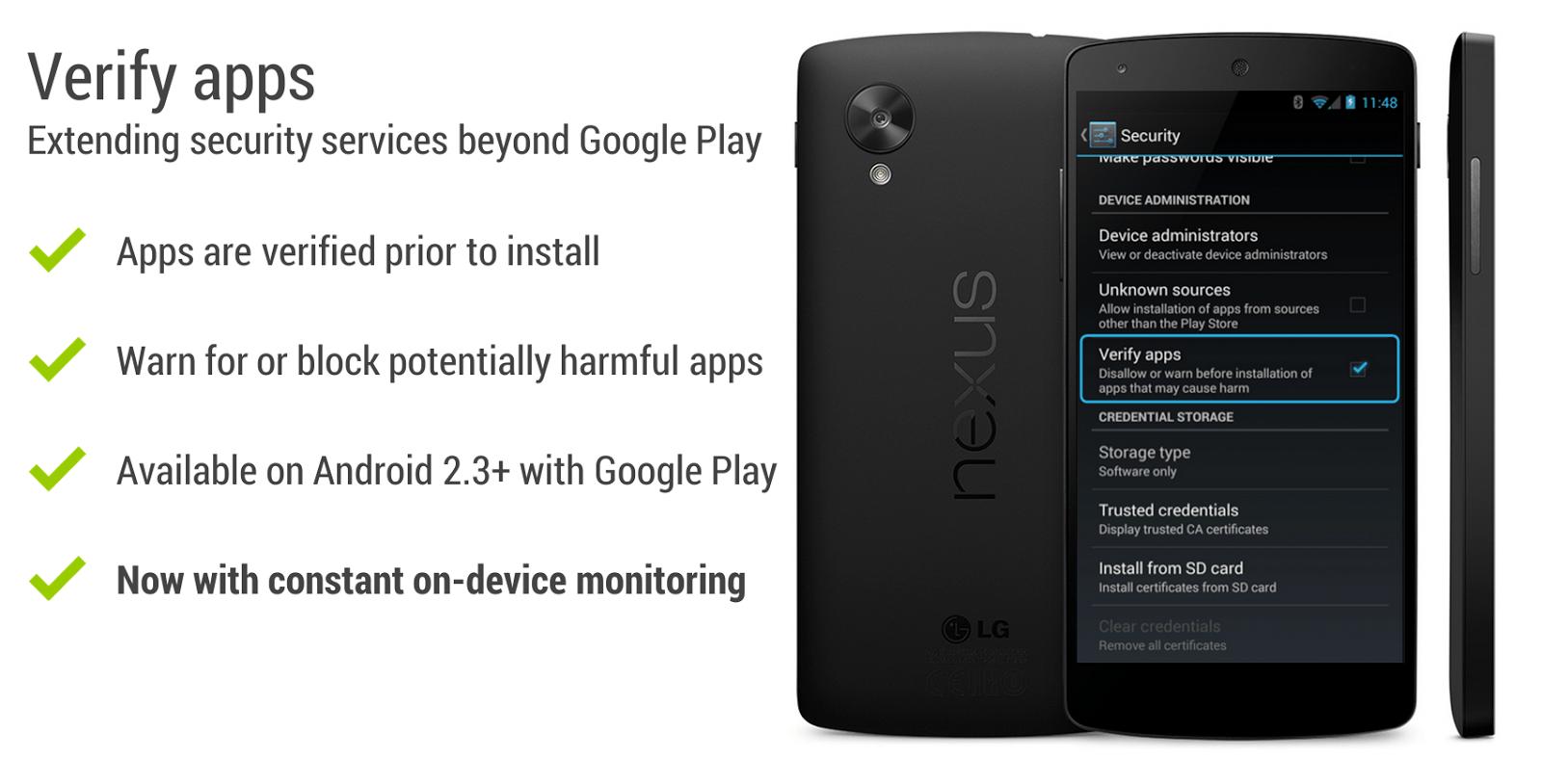 Google renforce la sécurité d'Android avec une vérification continue des applications