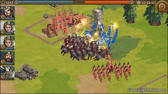 Age of Empires : World Domination attaquera le Google Play cet été !