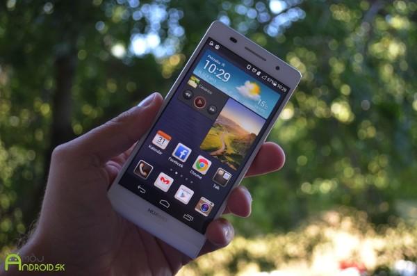 Le Huawei Ascend P7 serait présenté le 7 mai prochain