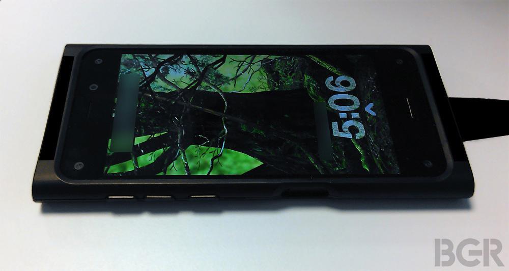 Amazon Phone : les premières images et caractéristiques !