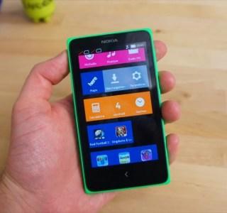 Test du Nokia X, les premiers pas du Finlandais sur Android
