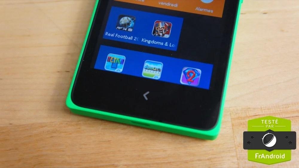 La famille des Nokia X aurait bien un successeur, avec un bouton Home