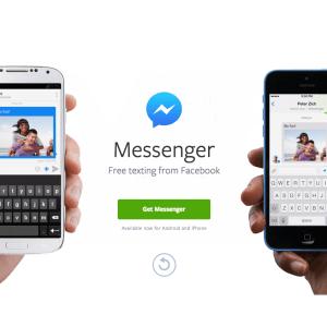 Facebook Messenger propose maintenant les appels vers vos contacts Facebook