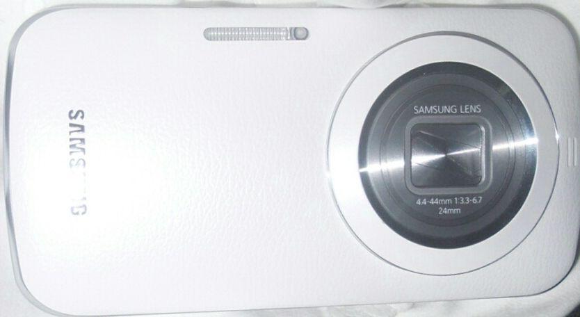 Galaxy S5 «K» Zoom : une première photo volée