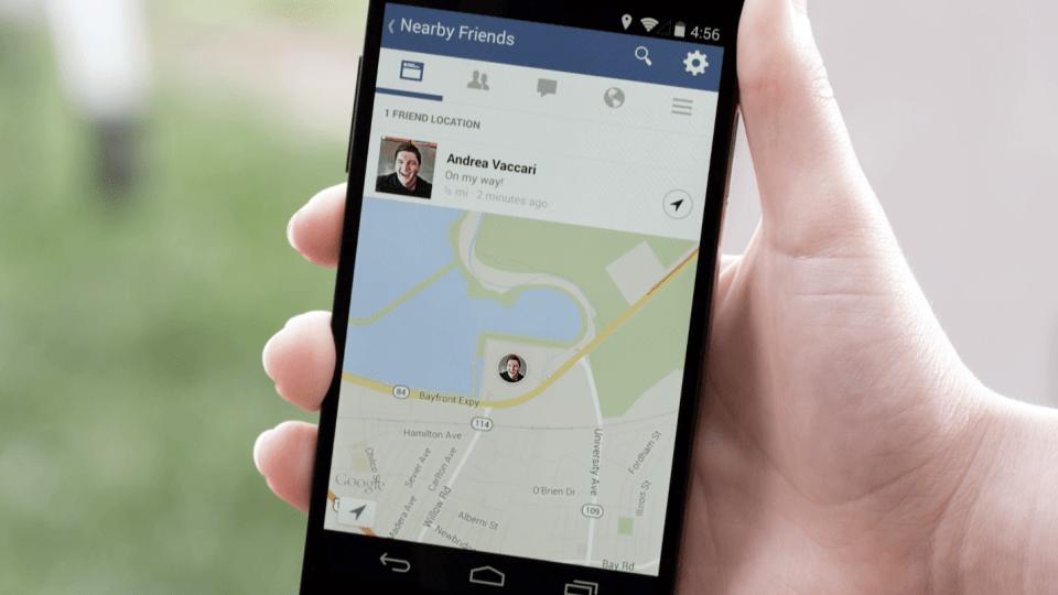 Facebook compte lancer l'option «Amis à proximité» dans les prochaines heures