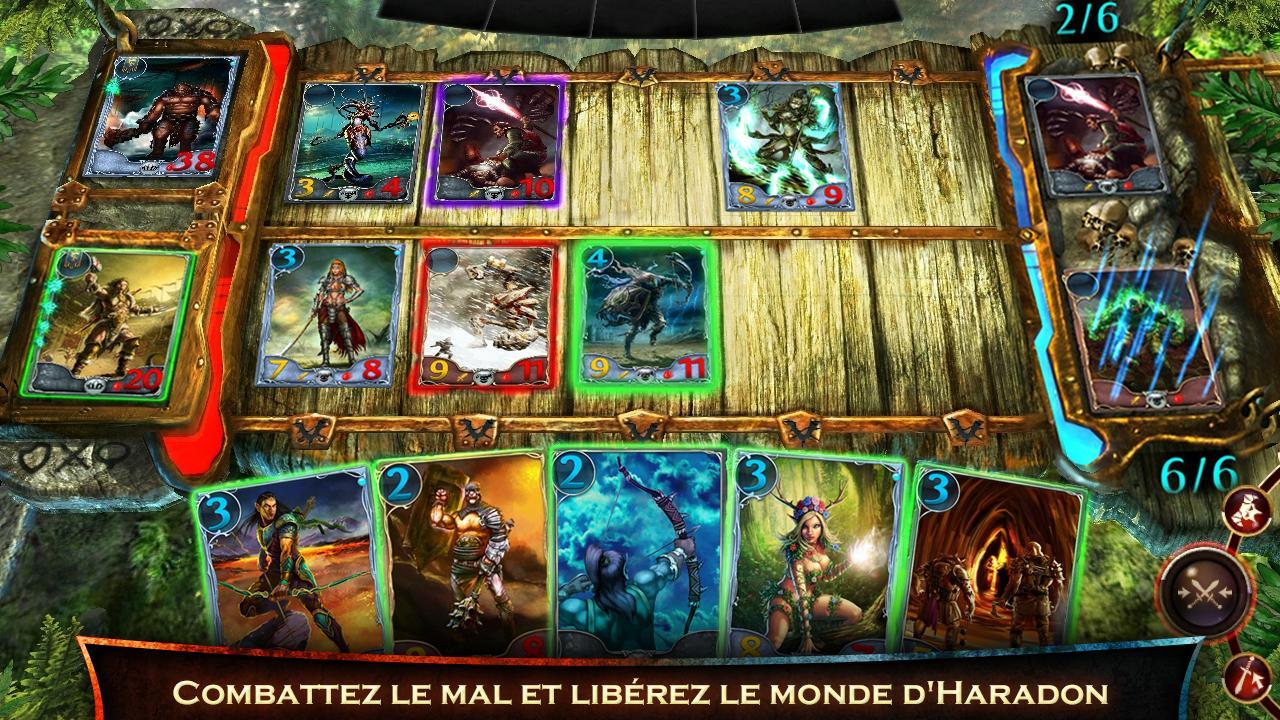 En attendant Hearthstone : 3 jeux de cartes à collectionner sur Android