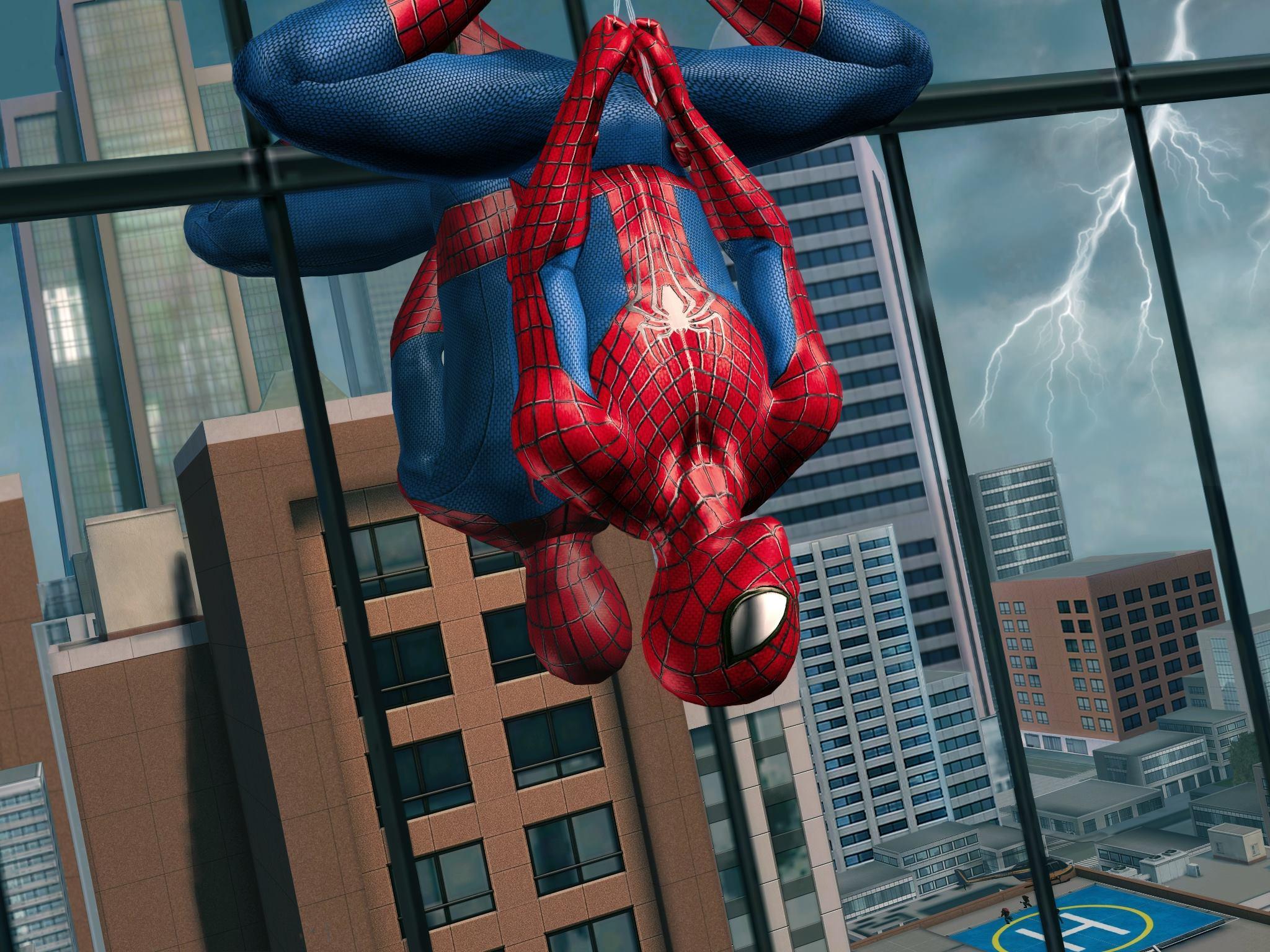 The Amazing Spider-Man 2 est disponible sur Android