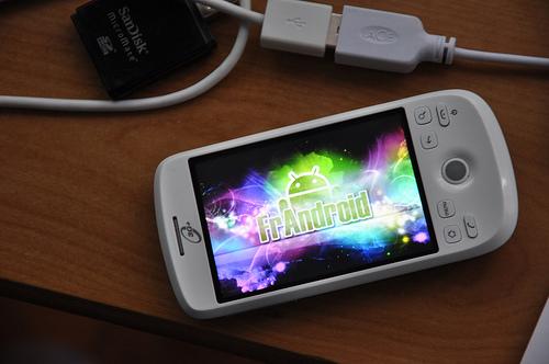 Test du HTC Magic