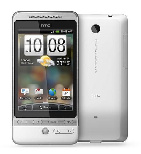 Le HTC Hero en vente le 21 juillet sans exclusivité !