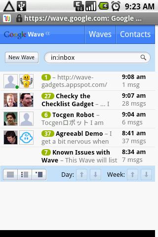 Google a besoin de 100 000 bêta-testeurs pour Google Wave