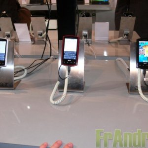 MWC 2010 : Les smartphones Acer sous Android