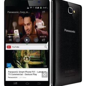 Panasonic P81, le mobile octo-coeur de 5,5″ officialisé en Inde