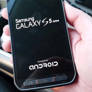 Galaxy S5 Active : un capteur photo stabilisé et un écran de 5,2 pouces ?