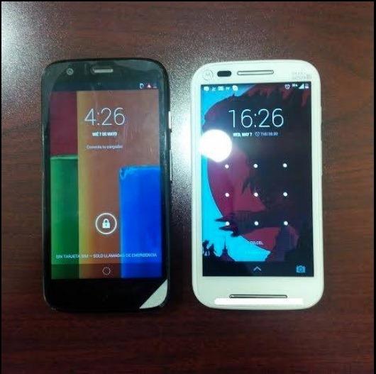 Motorola : une photo du futur Moto E sur les réseaux sociaux ?