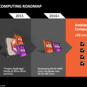 AMD va débarquer dans le monde d'Android avec des processeurs ARM 64-bit : ce que cela apportera