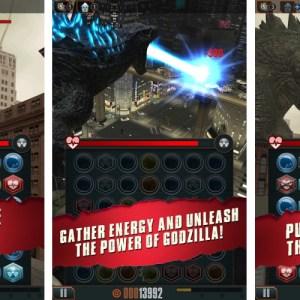 Godzilla – Smash3, quand le monstre fait naître un puzzle-game