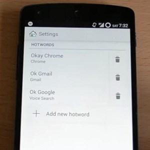 OmniROM : le « Ok Google » sera bientôt personnalisable !