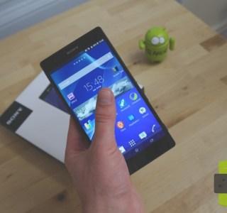 Le Sony Xperia T2 Ultra prêt à recevoir KitKat